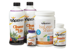 Isagenix 9-Day Deep Cleansing System